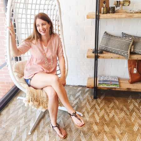 Ellie-PinkEmbroidered-Blouse