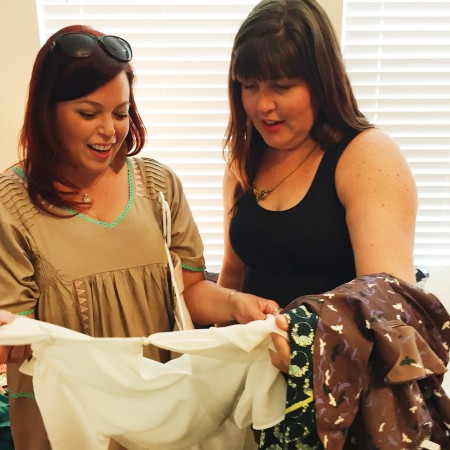 rachel-heather-clothing-swap
