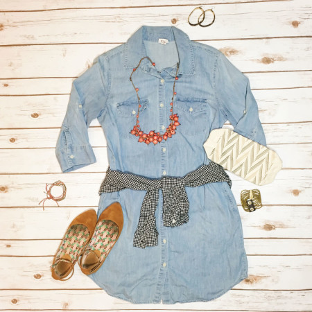 chambray-dress-austin-fall