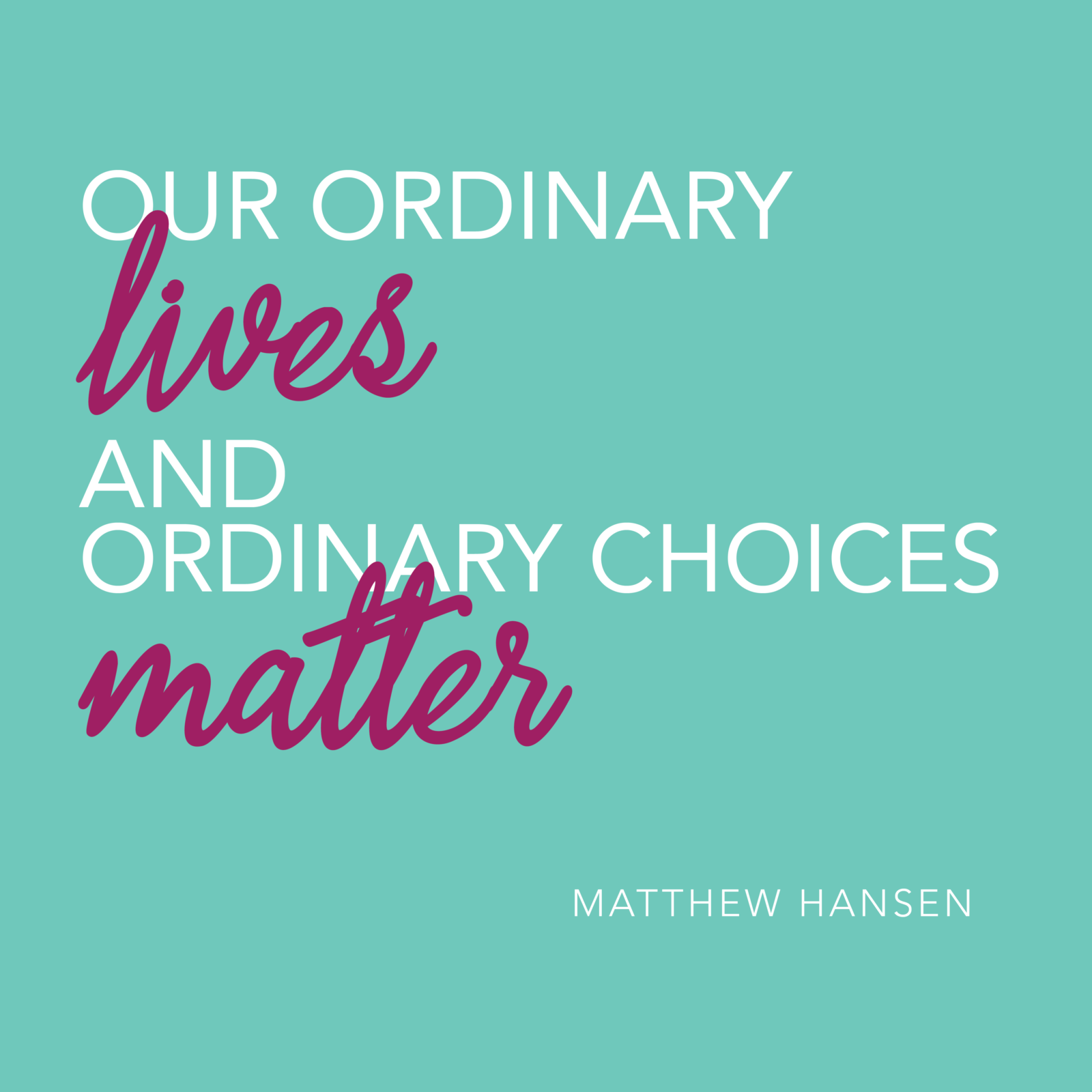 live-ordinary-well